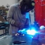 Random image: 130304 mig welding fun5