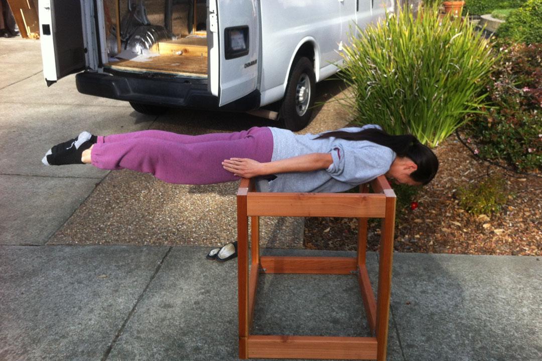 planking absurdity
