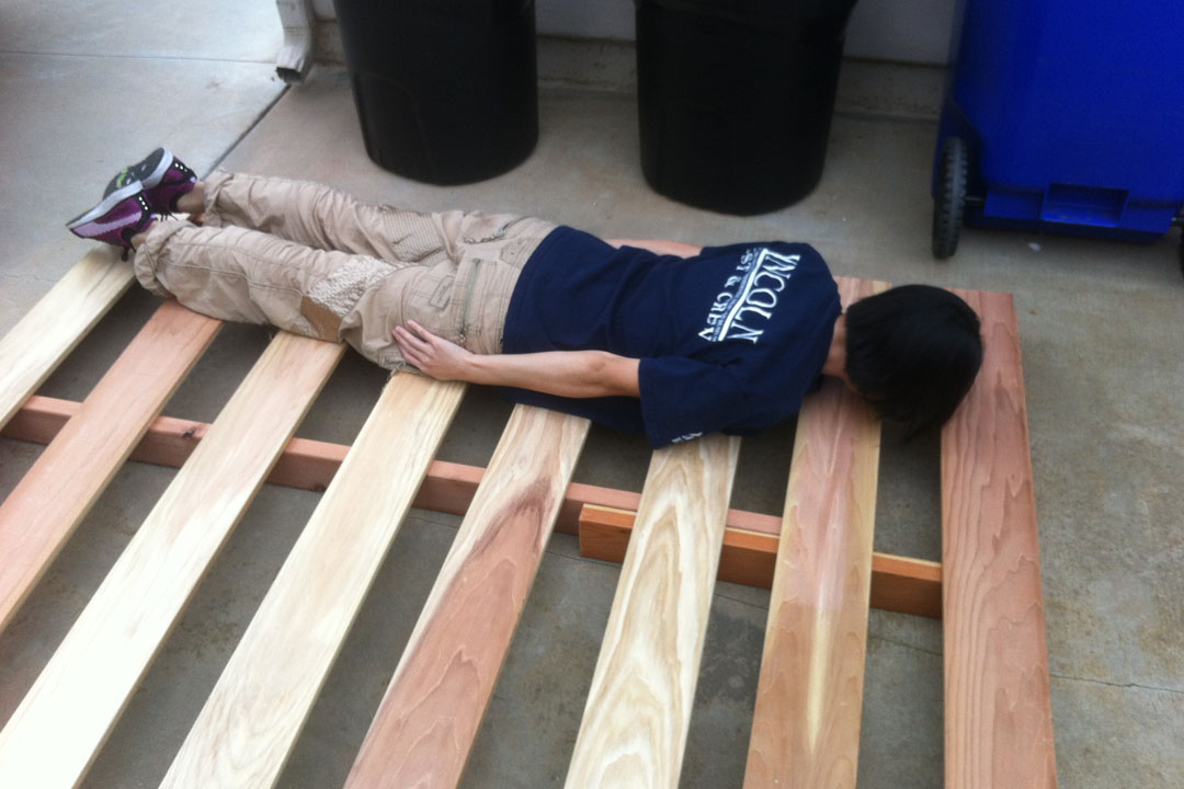 planking ridiculousness