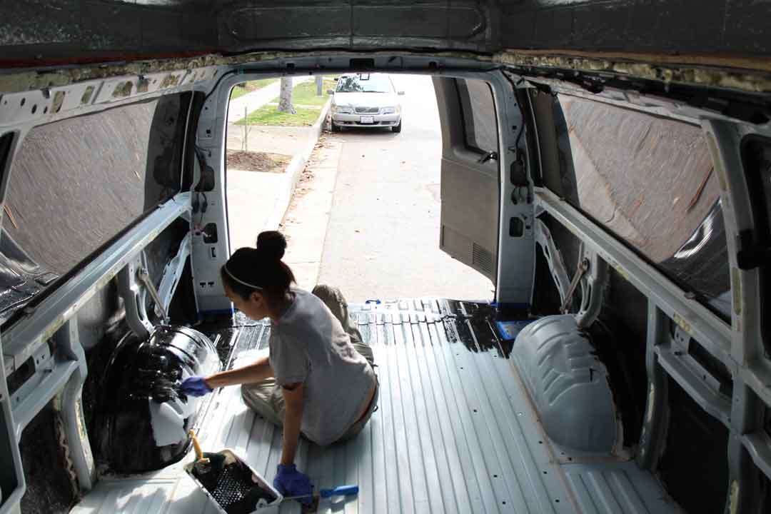 Van Photos Defying Normal