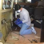 Random image: 150816-westy-wiring-replace