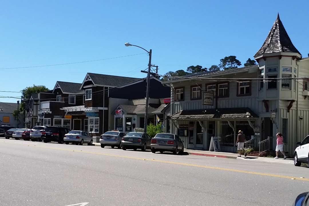 Village Street Cafe Cambria City