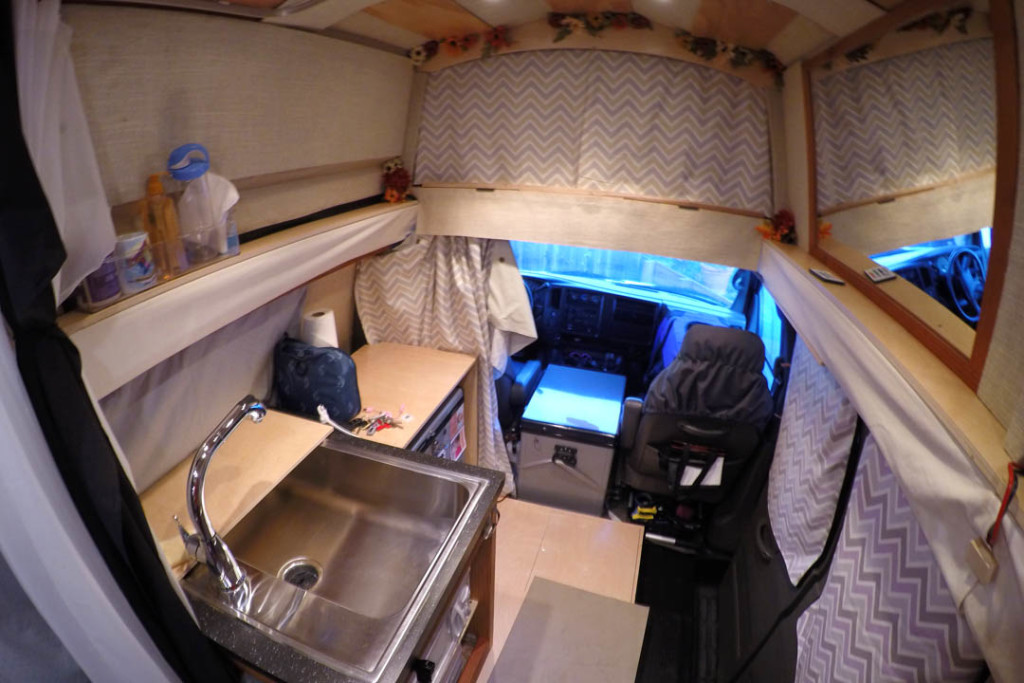 Gypsy My Super Awesome Camper Van Conversion Defying Normal